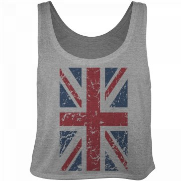 Union Jack Fashion Crop