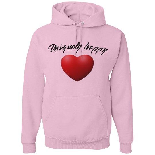 Uniquely happy