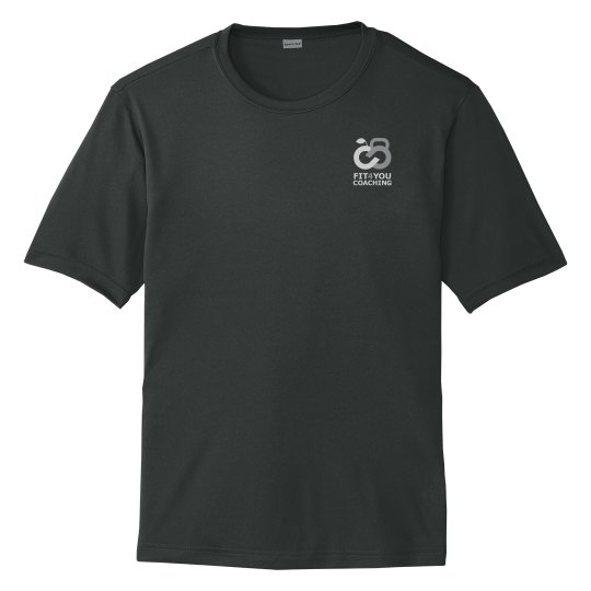 Unisex Branded Performance T-shirt
