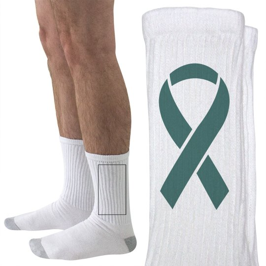 Unisex Crew Sock