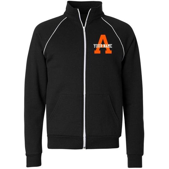 Unisex Fleece Jacket Personalized