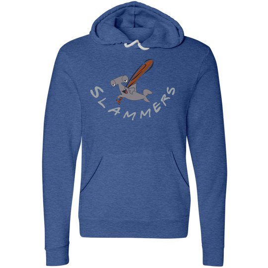 UNISEX HOODIE MIDWEIGHT UP TO 2XL