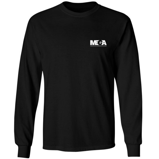 Unisex Long Sleeve Small Logo