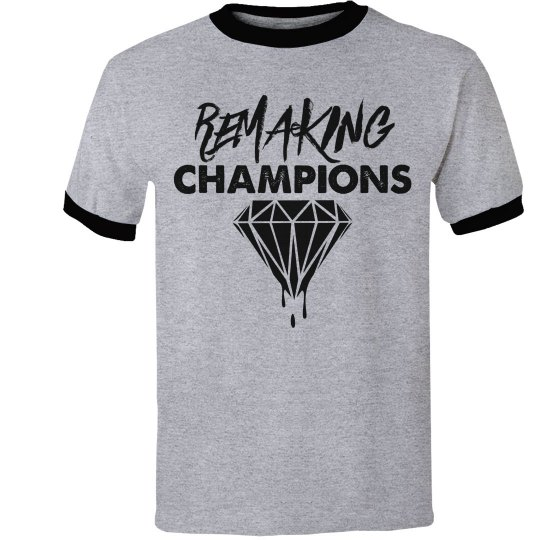 Unisex Remaking Champs Tee