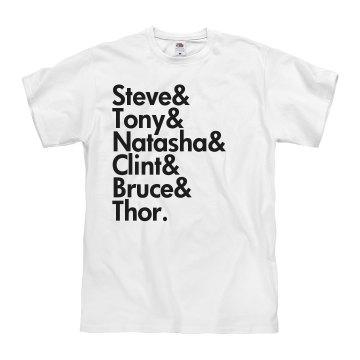 Unisex Team Shirt