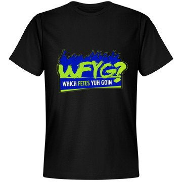 WFYG Merchandise at CustomizedGirls.com