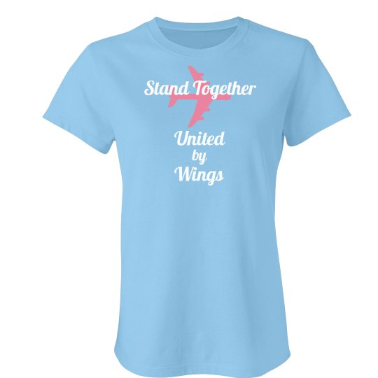 United by Wings
