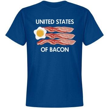 United States Of Bacon