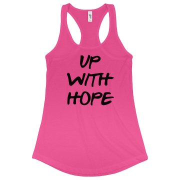 Up With Hope Tank