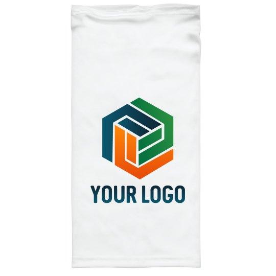 Upload Your Logo Custom Gaiter