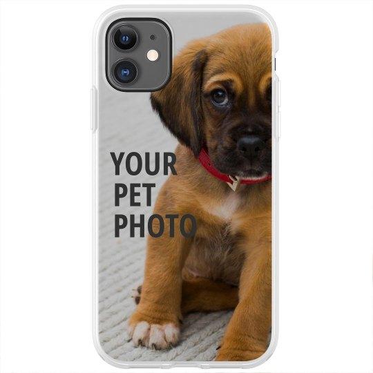 Upload Your Pet Photo Custom iPhone 11 Pro Phone Case
