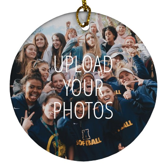 Upload Your Photo Family Christmas