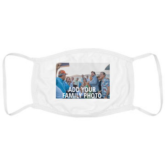 Upload Your Photo Family Reunion Mask