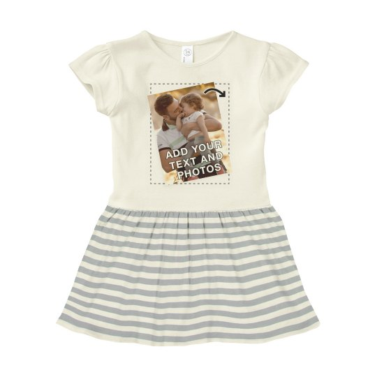 Upload Your Photo Gift For Dad From Baby