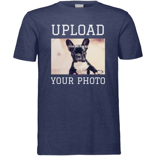 Upload Your Photo T-Shirt