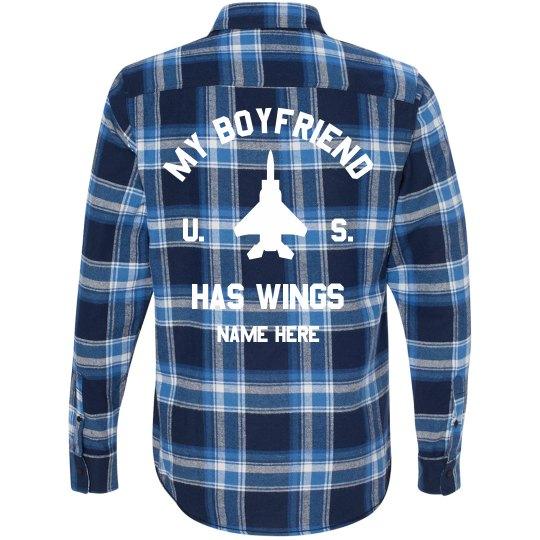 US  Boyfriend Has Wings