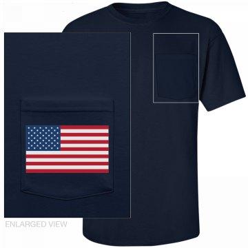 U.S. FLAG Tee