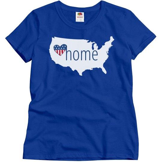 USA Home Move heart to state