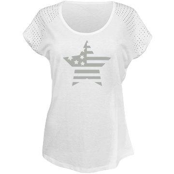 Usa star shirt