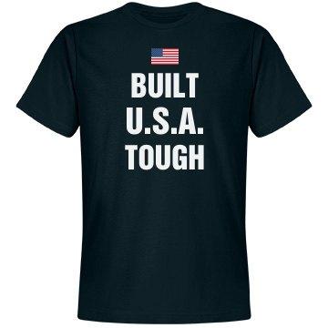 U.S.A. tough