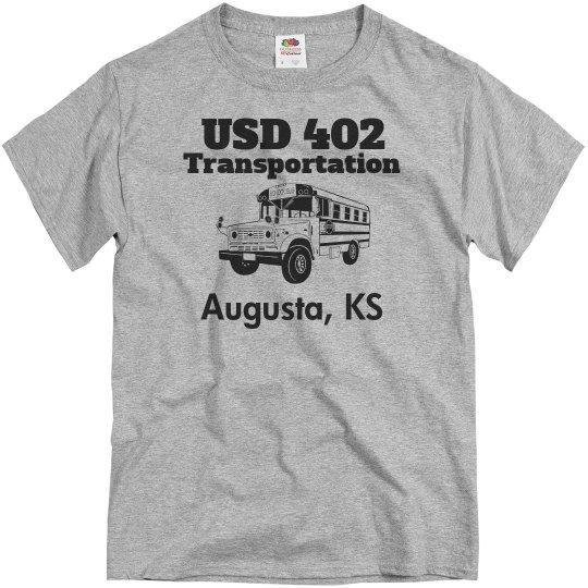 Usd 402 transportation