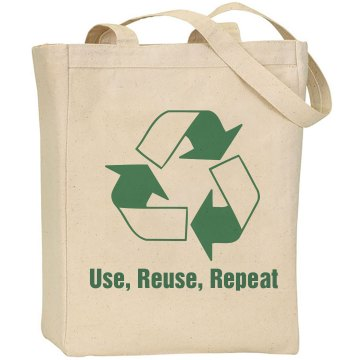 Use, Reuse, Repeat