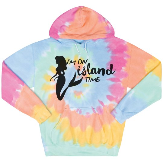 Vacation Mermaid Island Time