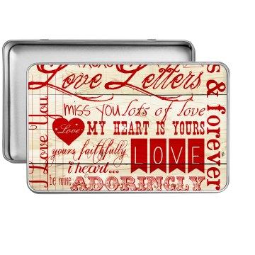 Valentines Storage Tin