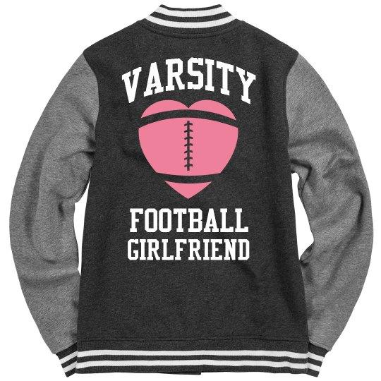 Varsity Football Girl