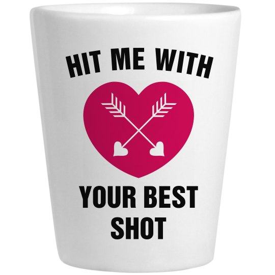 Vday Hit Me With Your Best Shot
