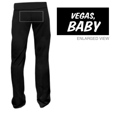 Vegas Bachelorette Sweats