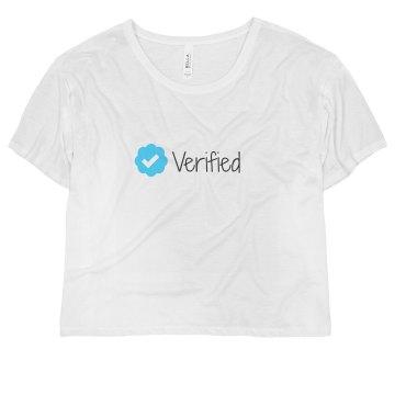 Verified Fangirl Shirt