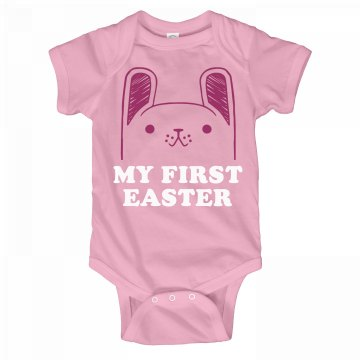Very First Bunny Easter