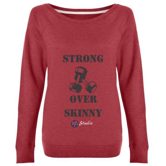 VFit Sweatshirt - Strong Over Skinny