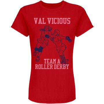 Vicious Roller Derby