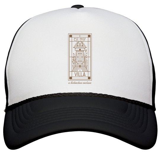 Villa Line Logo Trucker Hat