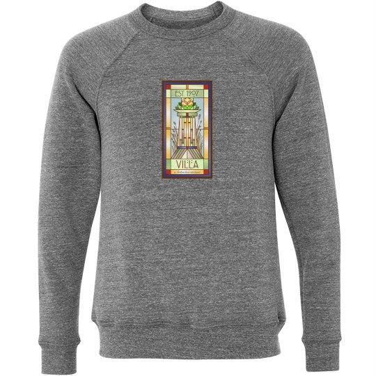 Villa Logo Marble Sweatshirt