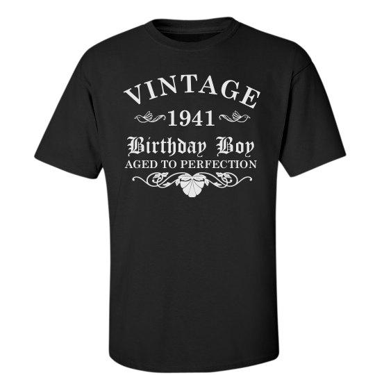 Vintage 1941