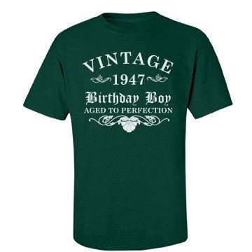 Vintage 1947