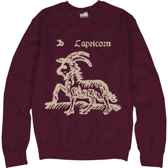 Vintage Capricorn