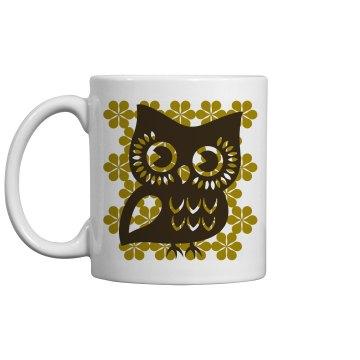 Vintage Inspired Owl