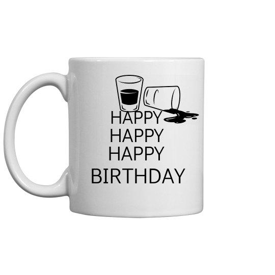Vintage/Happy Birthday