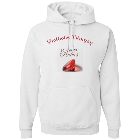 virtuous women hoodie
