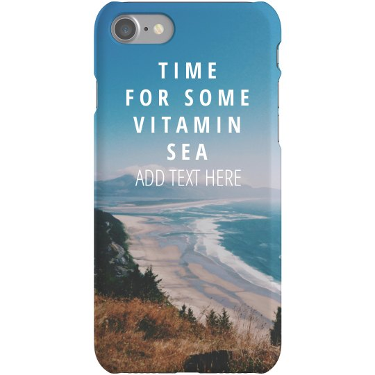Vitamin Sea Phone Case