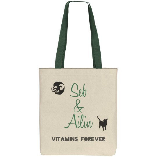 Vitamins Forever Tote