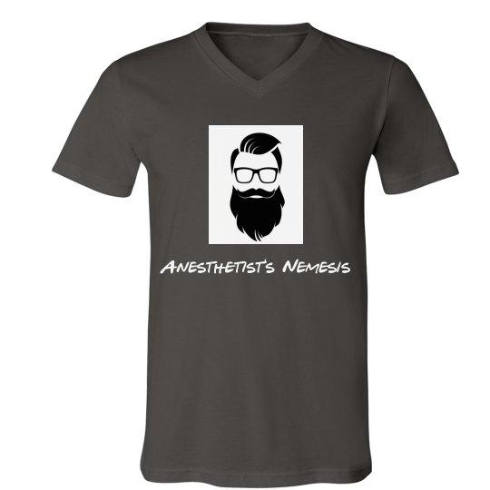 V-Neck- Anesthetist's Nemesis
