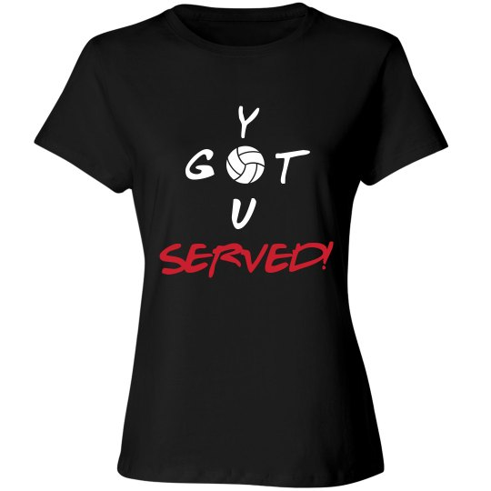 Volleyball - You Got Served!