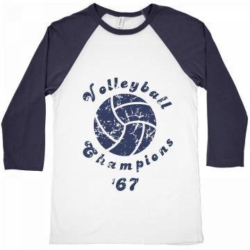 Volleyball Champions '67