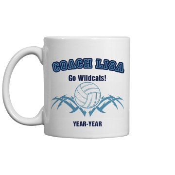 Volleyball Coach Lisa