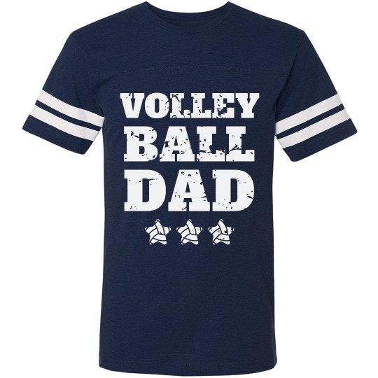 Volleyball Dad Shirt